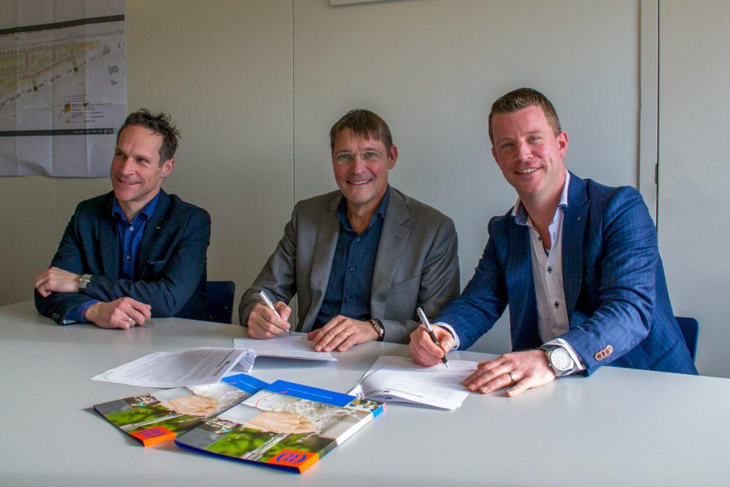 Kolping samenwerking T&G Hendriks Den Ouden officieel bekrachtigd