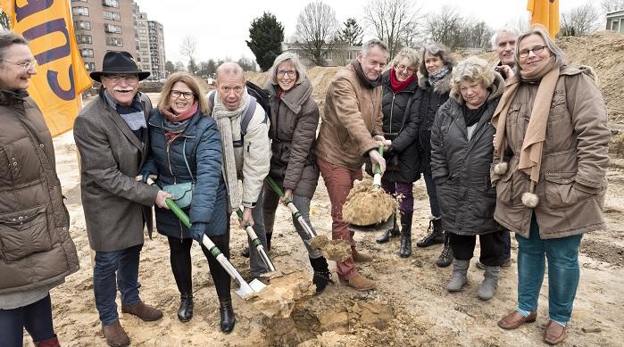 Start bouw Aireywijk met groene huurders